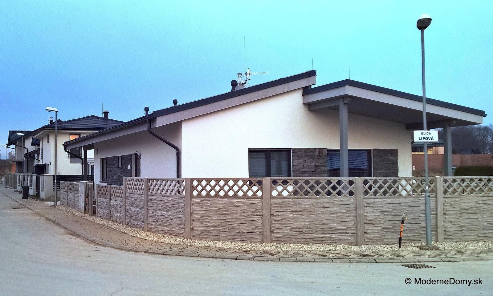 Montovaný dom Largo 121 Poprad – drevostavba roka