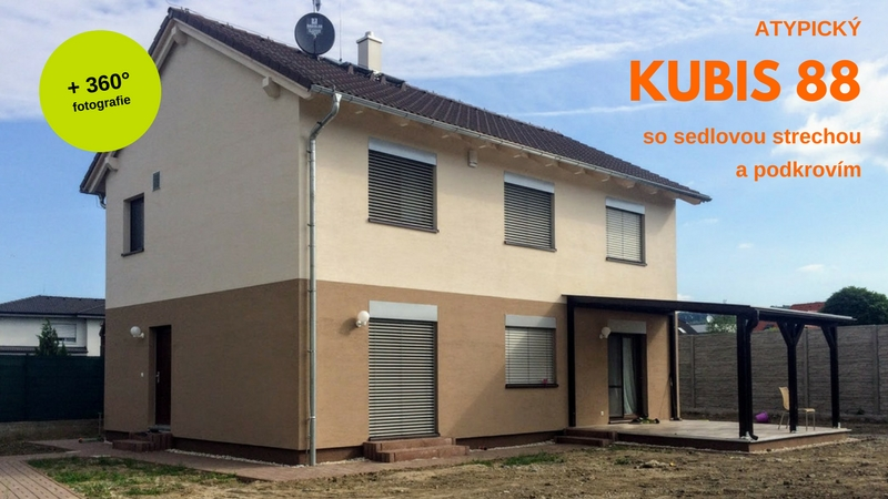 Montovaný dom Kubis 88, Marianka