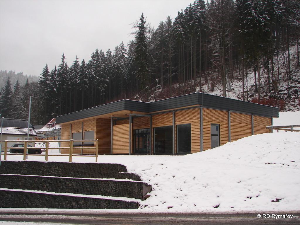 Lyžiarsky areál Pstruží, Česko