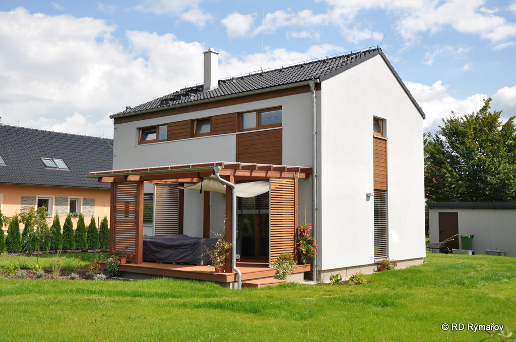 Montovaný rodinný dom Kubis 631