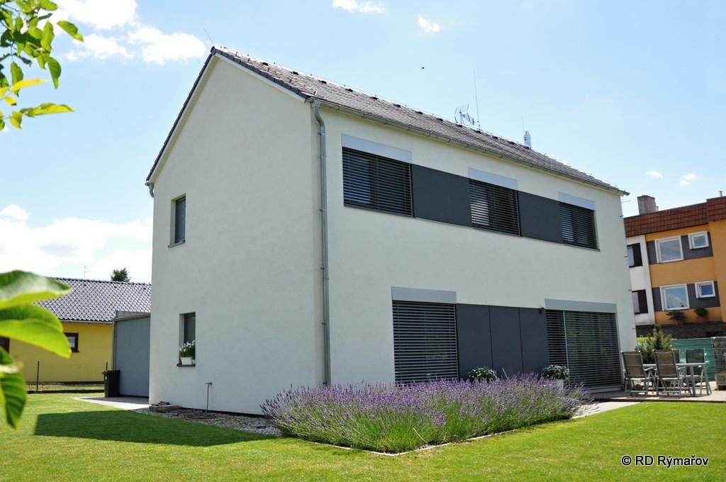 Montovaný rodinný dom Locus 119 s garážou