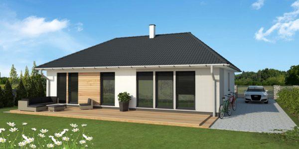 Montovaný bungalov Largo121