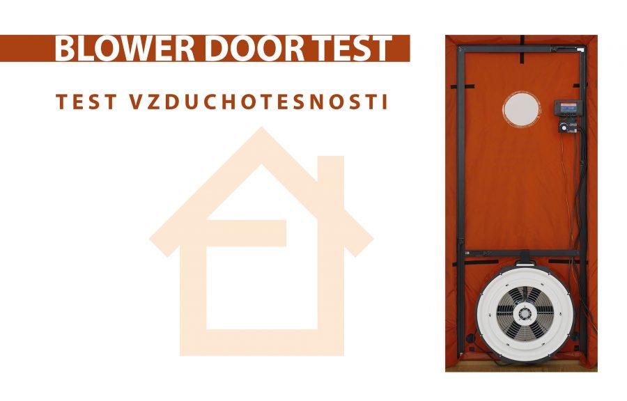 Moderné drevodomy, ktoré spĺňajú Blower Door Test
