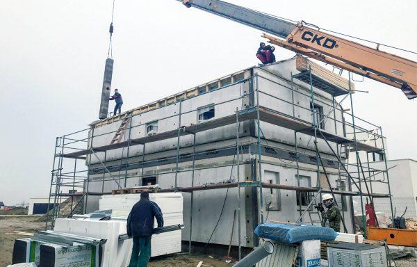 Montovaný drevodom Kubis 631