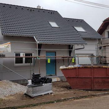 Montovaný dom Nova 77 s garážou v cene
