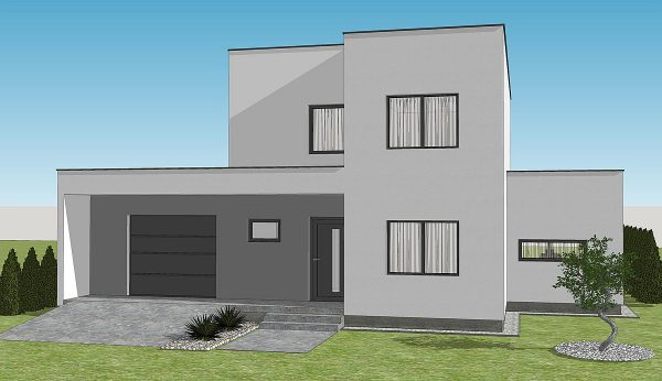 Montovaný dom Rohe101 ATYP Gattendorf