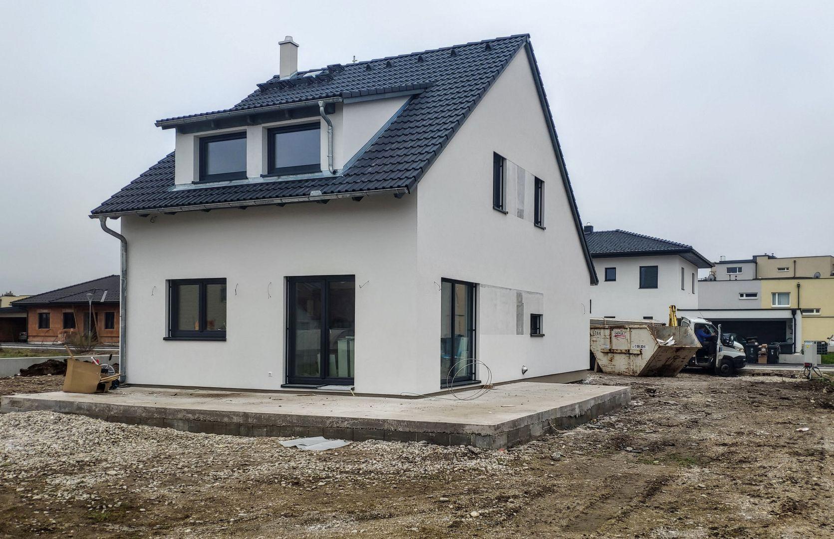 Montovaný dom - drevodom - Nova 101