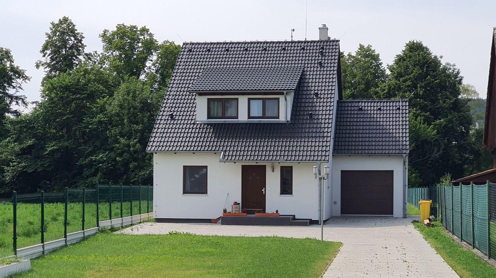 Nova 101 - dom na kľúč, garáž v cene